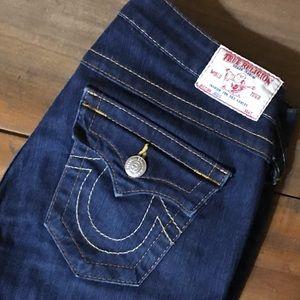 """True Religion Skinny """"Jodie"""" Jeans"""